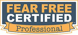 Fear Free Training Certified